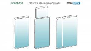 ثبت اختراع تلفن های همراه با صفحه نمایش های باز شدنی