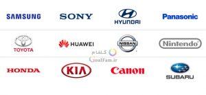 سهم آسیا از ۱۰۰ برند با ارزش دنیا چقدر است؟