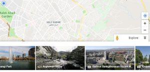 پیشنهاد بازدید از محله های جذاب اطراف شما توسط گوگل مپ