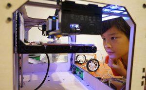 چاپ سه بعدی و کودکان