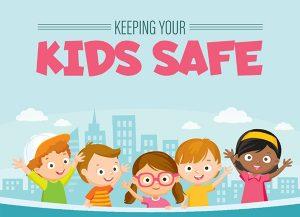 نکات ایمنی برای کودکان در فضای آنلاین و مجازی
