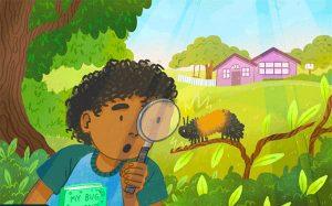 کاوش کودکان در خانه اعتماد به نفس آنها را افزایش می دهد
